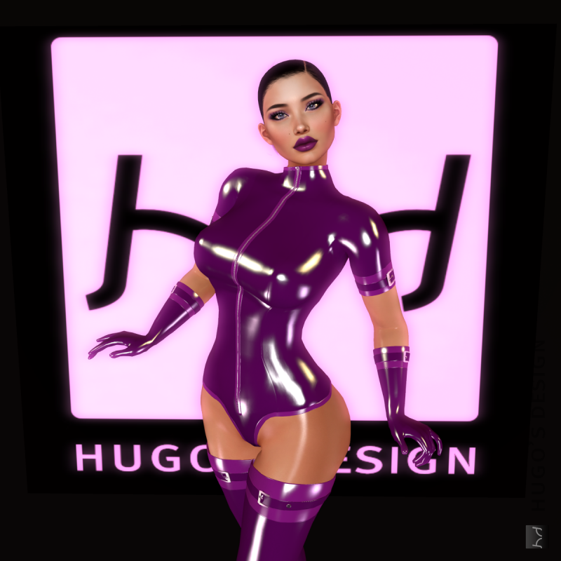 hugo's design Eos - mesh